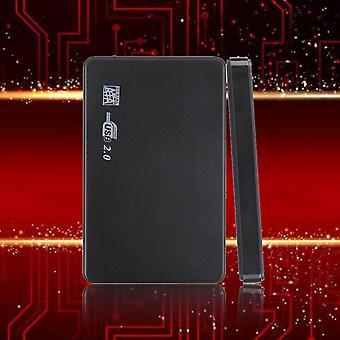 Usb 2.0 Hdd Hard Drive 2.5 Inch Sata 2tb External Enclosure Mobile Disk Box