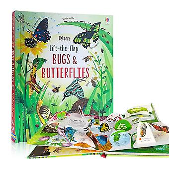 Butterfly Fun Children's Puzzle Card Book