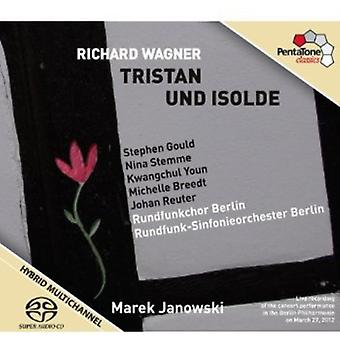 R. Wagner - Wagner: Tristan Und Isolde [SACD] USA import