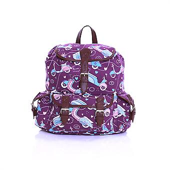 Karabar Picardy Cotton Backpack, Scooters