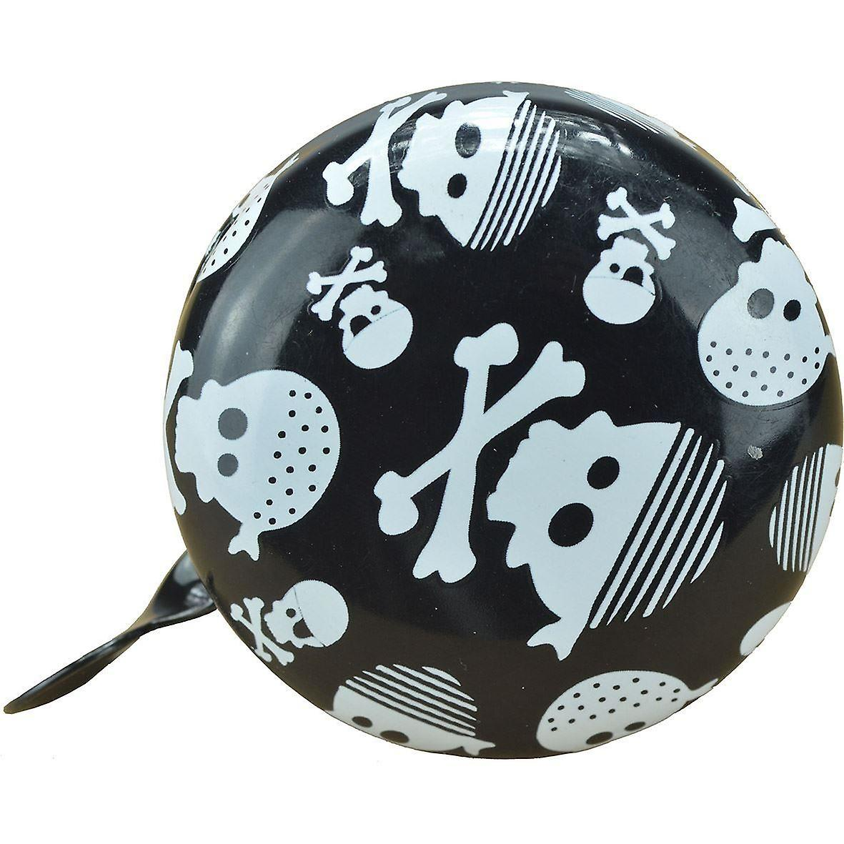 Kiddimoto Large or Small Cycle Bell Skullz