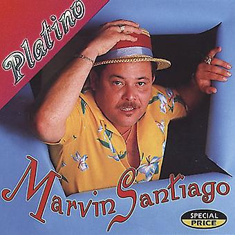 Marvin Santiago - Serie Platino [CD] USA import
