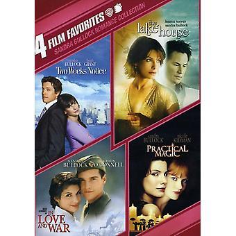 Importación de Estados Unidos Sandra Bullock Romance [DVD]