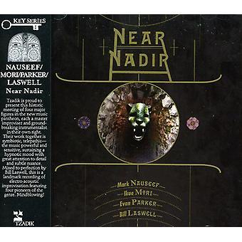 Mori, Ikue & Nauseef/Parker - in de buurt van Nadir [CD] USA import