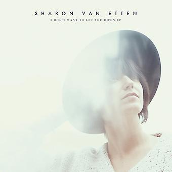Sharon Van Etten - I Dont Wanna Let You Down [CD] USA import