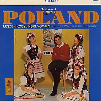 Kobylinski/Wojnar - Sentimental Journey to Poland [CD] USA import