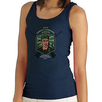 Sarges Survival Academy Platoon Sergeant Barnes vrouwen Vest