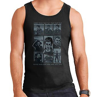 Supernatural Parody Song Hillywood Show Sam And Dean Winchester Men's Vest