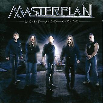 Masterplan - Lost & Gone USA import