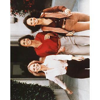 Charlies Angel Photo - Cheryl Ladd Kate Jackson & Jaclyn Smith (10 x 8)