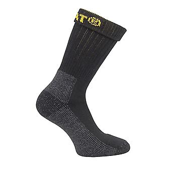 Caterpillar Industrial Work Sock 2 Pk / Mens Socks