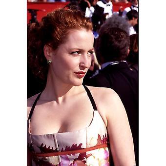 プラダのエミー賞でのドレスでジリアン ・ アンダーソン賞 1999年有名人