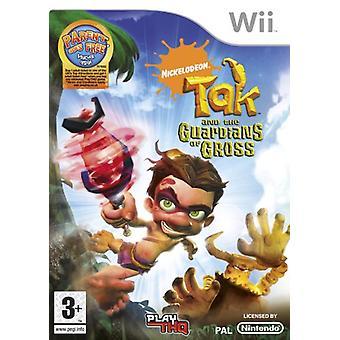Tak en de bewakers van Gross (Wii)-fabriek verzegeld