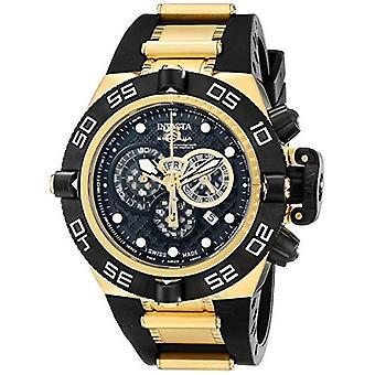 Invicta Subaqua 6583 Polyurethan, Rostfreies Stahl Chronograph Watch