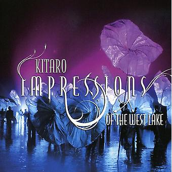 Kitaro - Impressions of the West Lake [CD] USA import