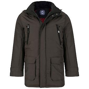 Kam Padded Long Jacket