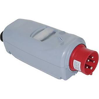 PCE 51025100 CEE モーター保護プラグ 32 A 5 ピン 400 V