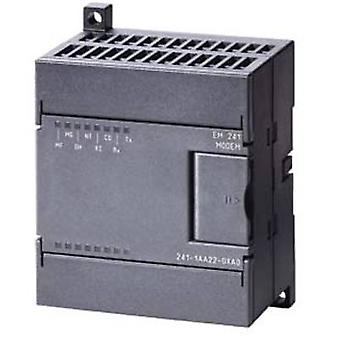 Siemens EM 241 6ES7241-1AA22-0XA0 PLC add-on module