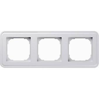 Sygonix 3x Frame SX.11 Sygonix white, (glossy) 33594Q