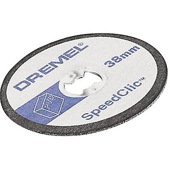Dremel SC476 2615S476JB snij schijf (recht) 38 mm 3,2 mm 5 PC (s)