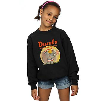 Disney Girls Dumbo lentävä norsu-paita