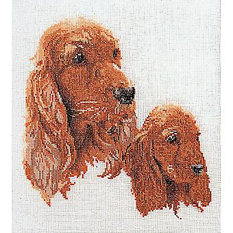 Thea Gouverneur Counted Cross Stitch Kit 11.75