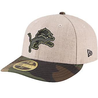 New Era 59Fifty LP Fitted Cap - NFL Detroit Lions
