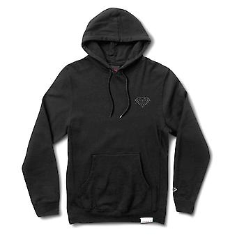 Diamond Supply Co Micro Brilliant Hoodie Black
