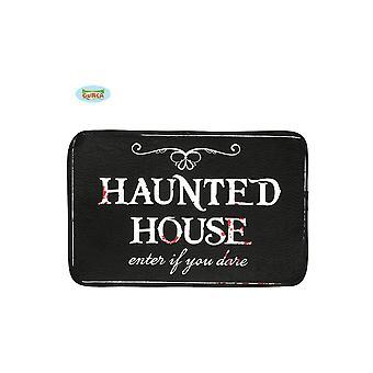 Halloween en horror halloween deurmat 60 x 40 cm