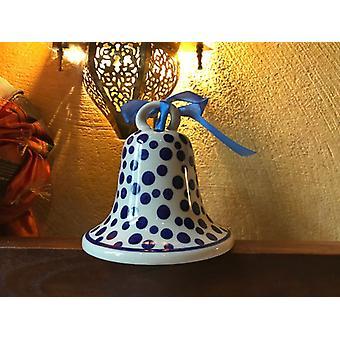 Bell, 11 cm, crazy dots, BSN A-0283