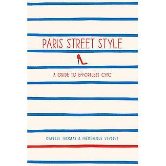 パリのストリート スタイル - イザベル トーマス楽シックなガイド - F