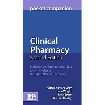 Clinical Pharmacy Pocket Companion (2nd Revised edition) by Jane Wrig