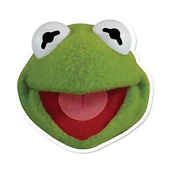 Kermit Sammakko kortti Fancy Mekko Mask (Muppets)