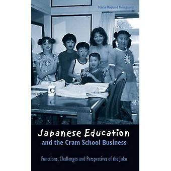 Japanese Education and the Cram School Business - Functions - Challeng