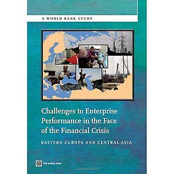 Utmaningar för att Enterprise Performance inför finanskrisen