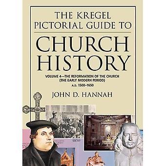 De Kregel Pictorial gids voor kerkgeschiedenis