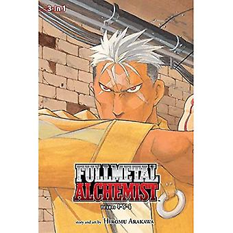 Fullmetal Alchemist 3 en 1 edición 2