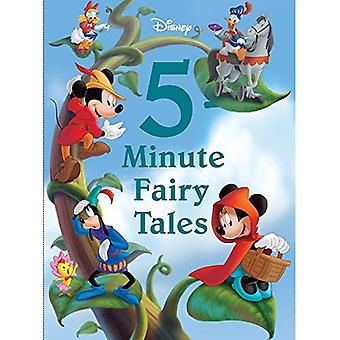Disney 5 minuten durende sprookjes