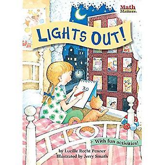 Lights Out! (Math Matters (Kane Press Paperback))