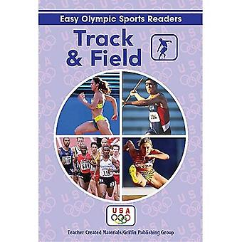 Easy Olympic Sports Readers Track & Field