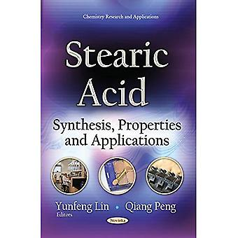 Stearic Acid (Chemistry Research and Applications)