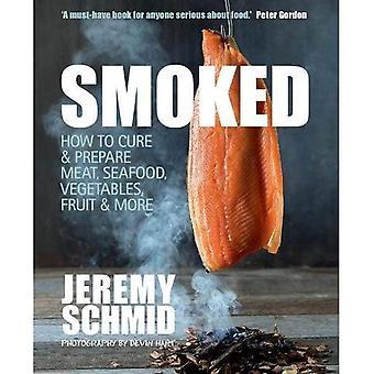 Fumé: Comment guérir et préparer la viande, fruits de mer, légumes, fruits, etc.
