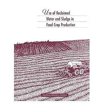 Korzystanie z odzyskanej wody i szlamu w produkcji roślinnej żywności