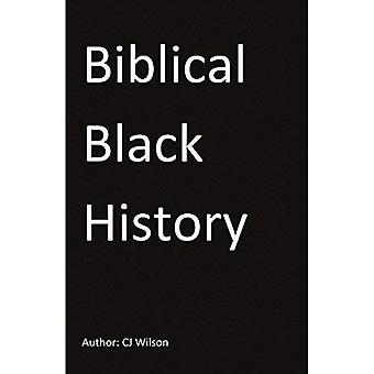 Biblische Geschichte der schwarzen