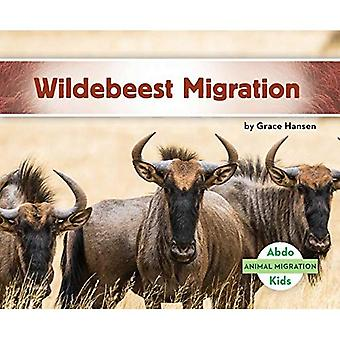 Wanderung der Gnus (tierische Migration)