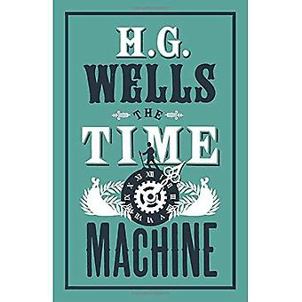 The Time Machine (Alma Classics Evergreens)