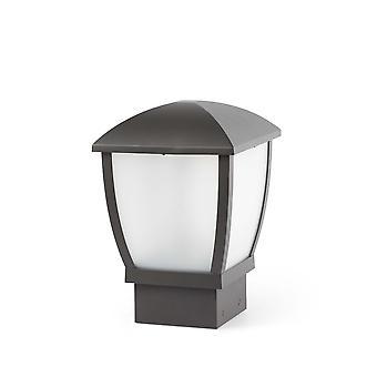 Faro - Wilma Dark Pedestal exterior cinza FARO75001