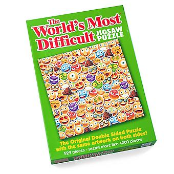 World ' s legnehezebb puzzle-emojis (529 darab)