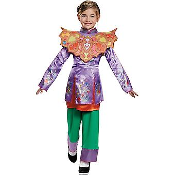 Alice Asian Look Costume For Children