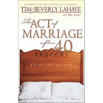 قانون الزواج بعد 40 من قبل تيم لاهايبيفرلي LaHayeMike يوركي
